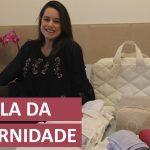 CqA TV: A mala de maternidade da Victoria!