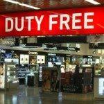 Gastando bem no Duty Free!