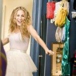 Por dentro do closet: Carrie Bradshaw!