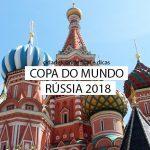 Follow Brasil na Copa do Mundo Rússia 2018