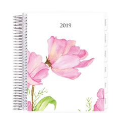 Planner Delicated Pink 2019