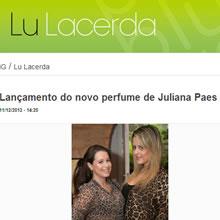 Site Lu Lacerda | Dezembro de 2013