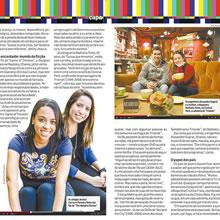 Jornal Agora SP | Maio 2015