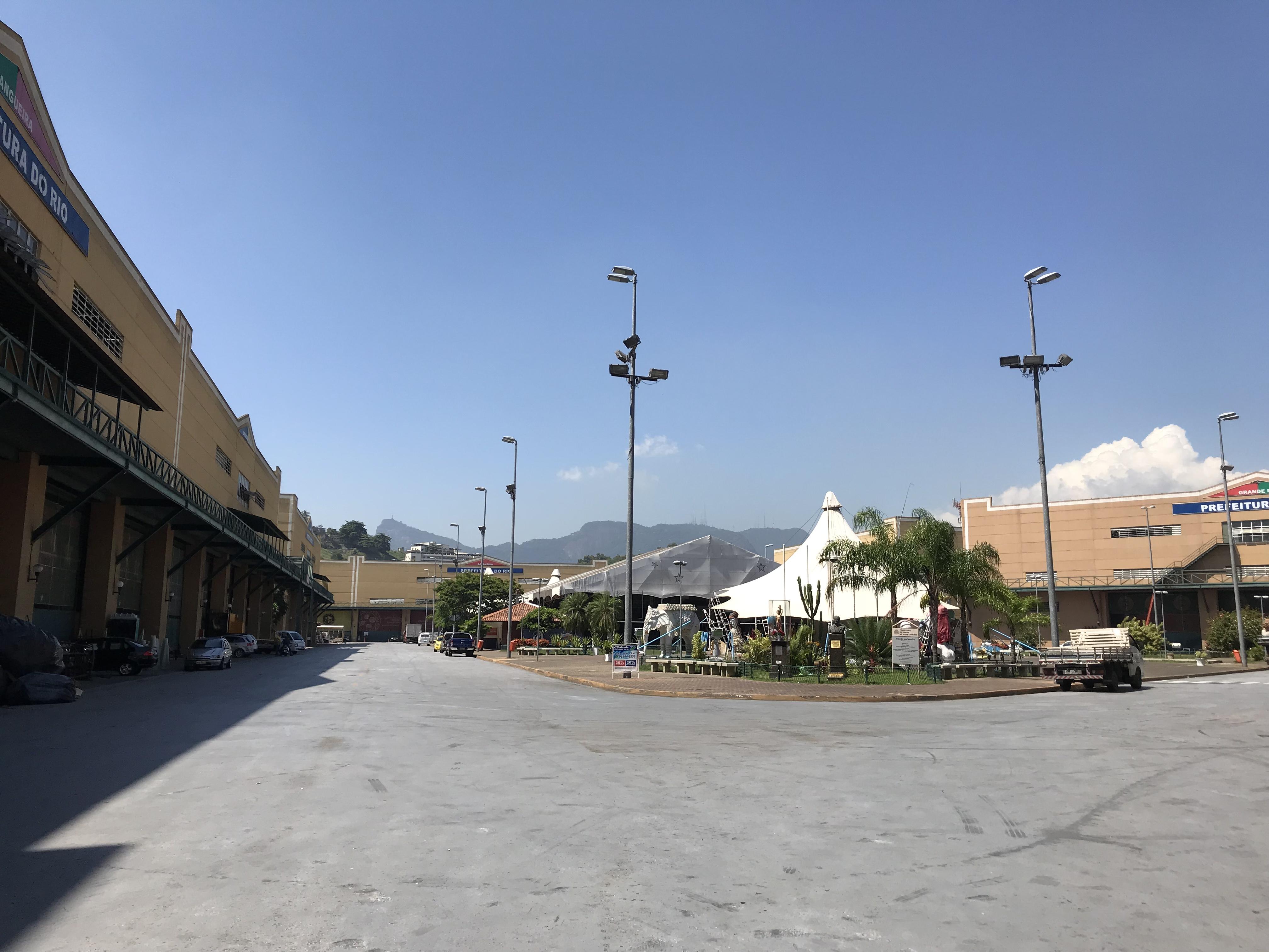 Barracão da Grande Rio Carnaval Experience