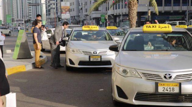 taxis abu dhabi
