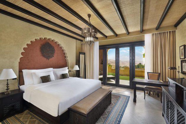 hotel no deserto abu dhabi