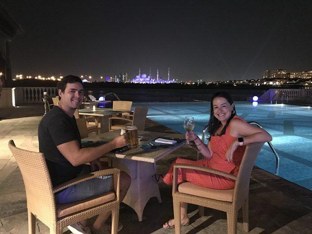 restaurante hotel abu dhabi
