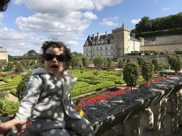 Vic nos jardins de Villandry