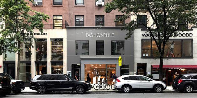 fachada da fashionphile