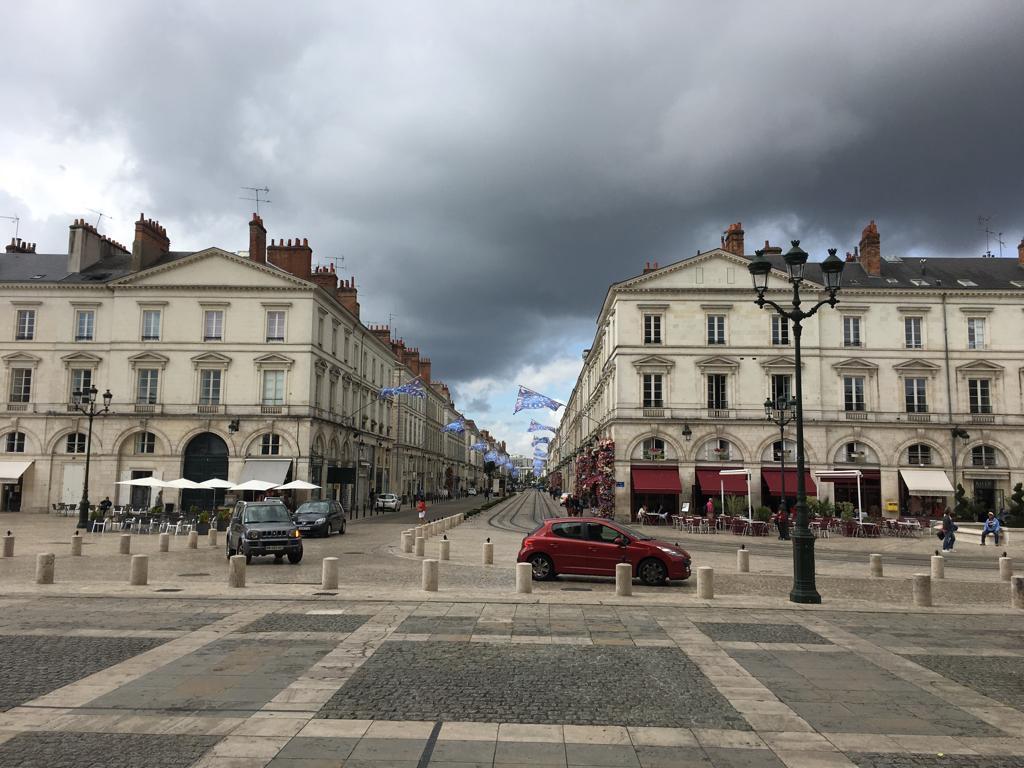 Ruas de Orleans