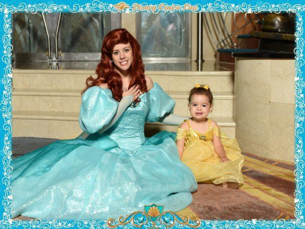 encontro com a princesa