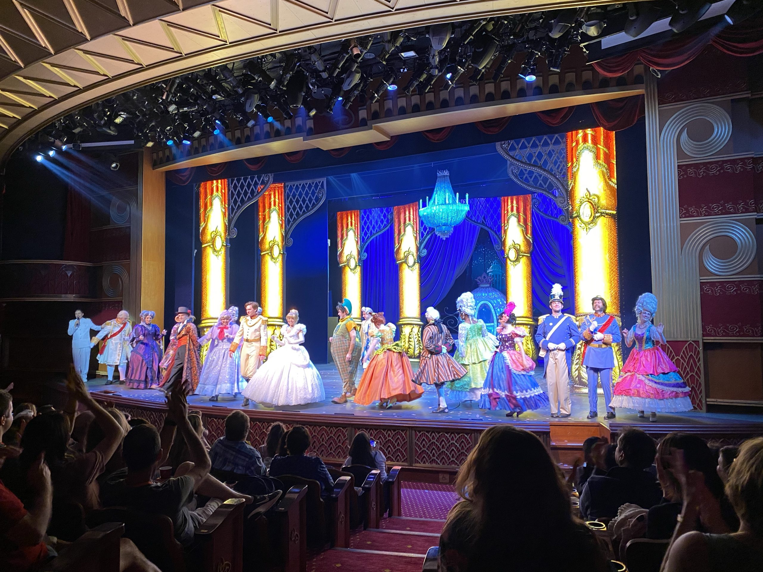 teatro do disney magic