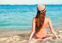 Protegendo o couro cabeludo e o cabelo do sol!